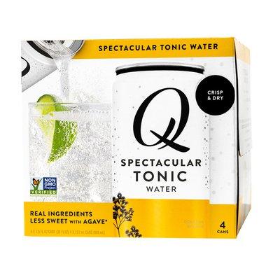 Q Mixers Spectacular Tonic Water