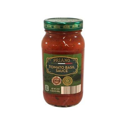 Priano Tomato Basil Sauce