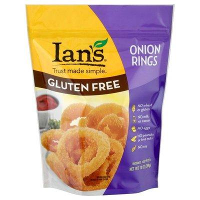 Ians Onion Rings, Gluten Free