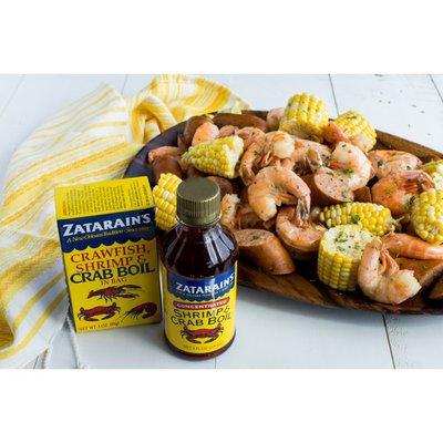 Zatarain's® Crawfish, Shrimp & Crab Boil