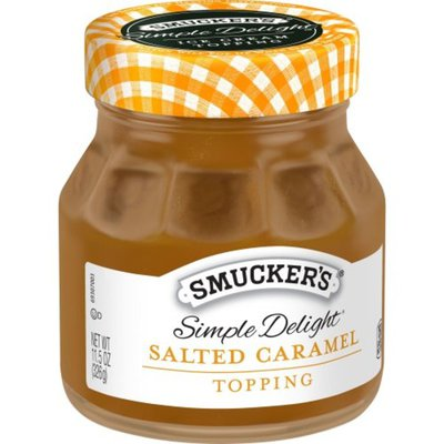 Smucker's Simple Delight Salted Caramel Topping