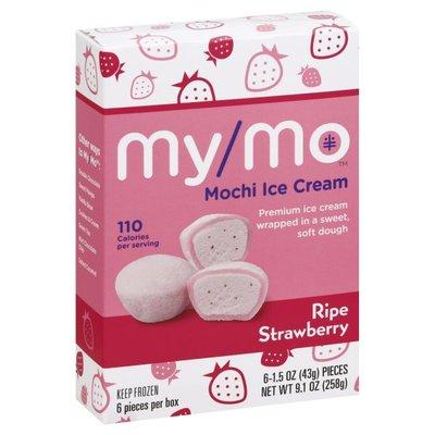 My Mochi Strawberry Ice Cream