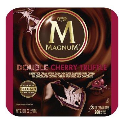 Magnum Ice Cream Double Cherry Truffle