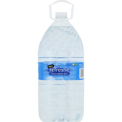 Signature Select Water, Purified Drinking