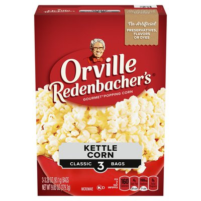 Orville Redenbacher's Kettle Corn