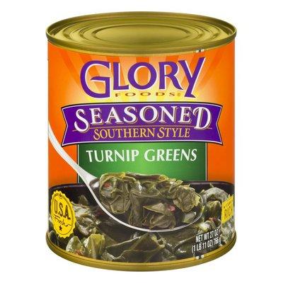 Glory Foods Seasoned Southern Style Turnip Greens