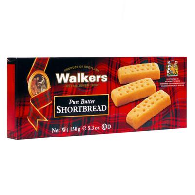 Walkers Shortbread Pure Butter, Shortbread Fingers