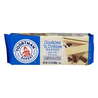 Voortman Wafers Cookies 'n Creme