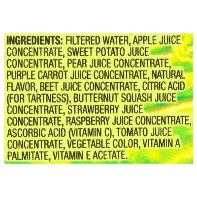 Apple & Eve Fruitables Berry Berry Juice Boxes