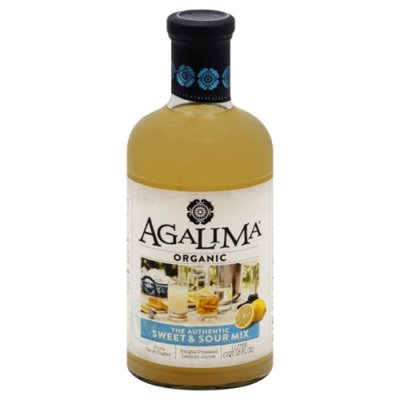 Agalima Sweet & Sour Mix, Organic, The Authentic