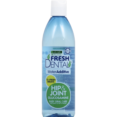 Naturel Promise Fresh Dental Water Additive Hip & Joint