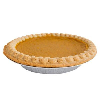 Upper Crust Pumpkin Pie