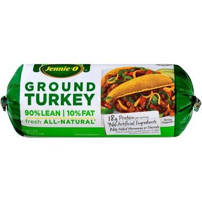 Jennie-O Fresh All-Natural 90% Lean 10% Fat Ground Turkey