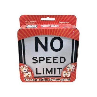 Pressman Toy No Speed Limit Domino Game