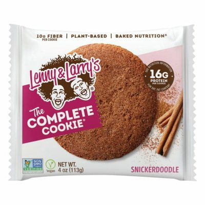 Lenny & Larry's The Complete Cookie- Snickerdoodle