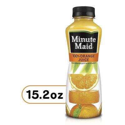 Minute Maid Orange Juice Drink
