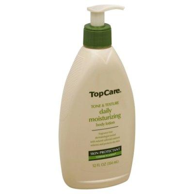 TopCare Daily Moisturizing Dimethicone Skin Protectant Lotion, Fragrance Free