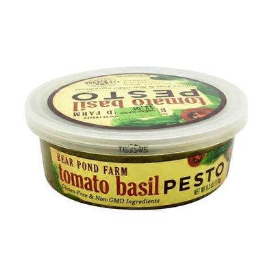 Bear Pond Farm Pesto Dip & Spread Pesto, Tomato Basil