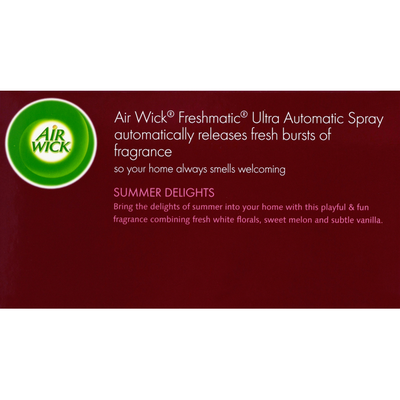 Air Wick Automatic Spray, Summer Delights
