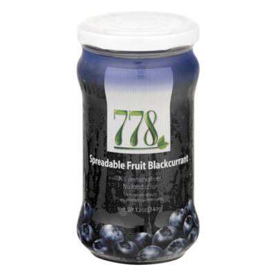 778 Spreadable Fruit Blackcurrant