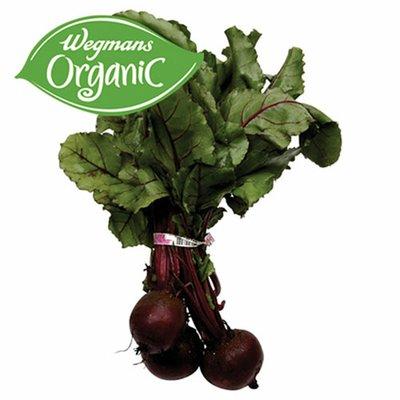 Organic Beets Bunch