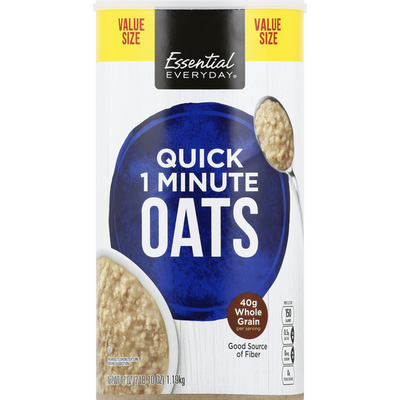 Essential Everyday Oats, Quick 1-Minute