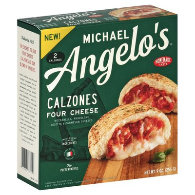 Michael Angelo's Calzones, Four Cheese