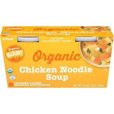 Blount Organics Chicken Noodle Soup