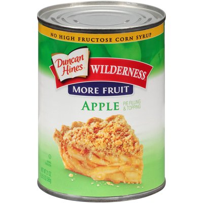 Duncan Hines Apple Pie Filling & Topping