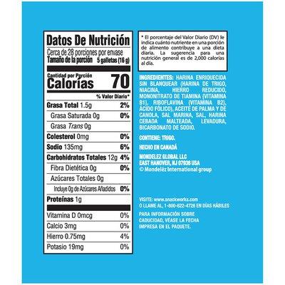 Premium Original Saltine Crackers