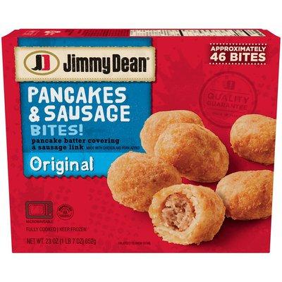 Jimmy Dean Pancakes & Sausage Bites, Original