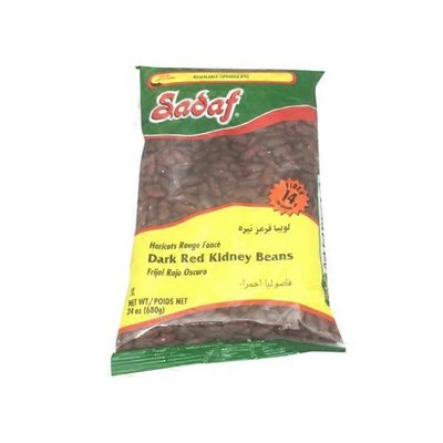 Sadaf Dark Red Kidney Beans