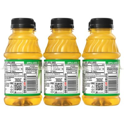 Minute Maid Apple Juice With Vitamin C, Fruit Juice Drink