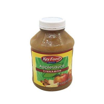 Key Food Cinnamon Applesauce