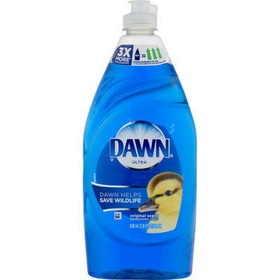 Dawn Dishwashing Liquid Original Scent