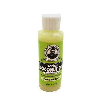 Uncle Harry's Coconut Oil W/ Hemp Oil