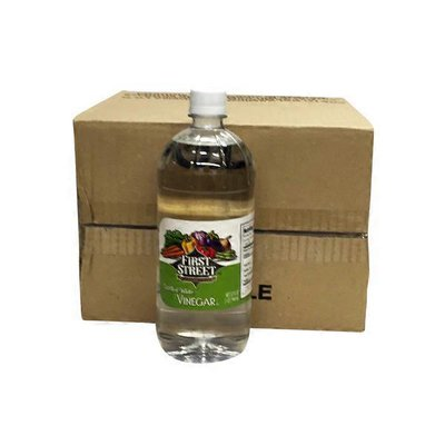 First Street Distilled White Vinegar