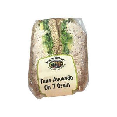 Tuna Avocado on 7 Grain Bread