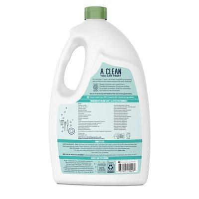 Seventh Generation Dishwasher Detergent Gel Fresh Citrus Scent