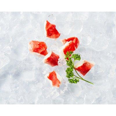 Hilo's Amano Finest Imitation Crab Meat, Kanikama