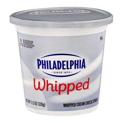 Philadelphia Cream Cheese Spread, Whipped