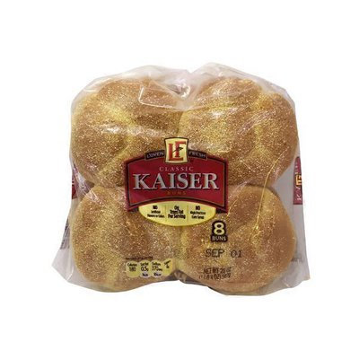 L'oven Fresh Classic Kaiser Buns