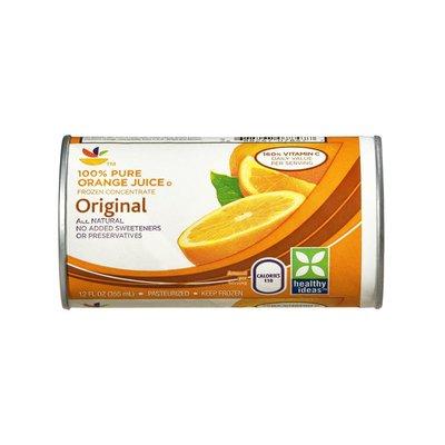 SB Orange Juice, Original