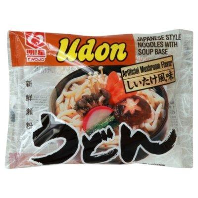 Myojo Udon Japanese Style Noodles With Soup Base Mushroom