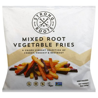 Strong Roots Root Vegetable Fries, Mixed