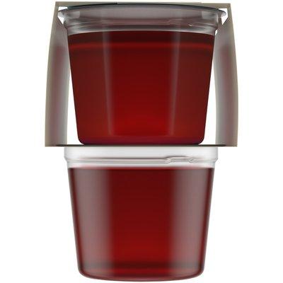 Jell-O Cherry Sugar Free Ready-to-Eat Gelatin Snacks
