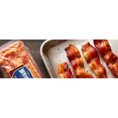 Wright Brand Hickory Smoked Bacon