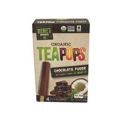 Deebee's Organics Organic Fruitpops