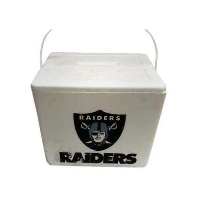 Lifoam Leisure Products Oakland Raiders Ice Chest