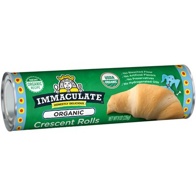 Immaculate Baking Co. Ready to Bake Cinnamon Rolls with Icing, 5 Rolls